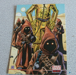 Star Wars Galaxy 1994 series 2 Topps #228 Dave Gibbons Trading card